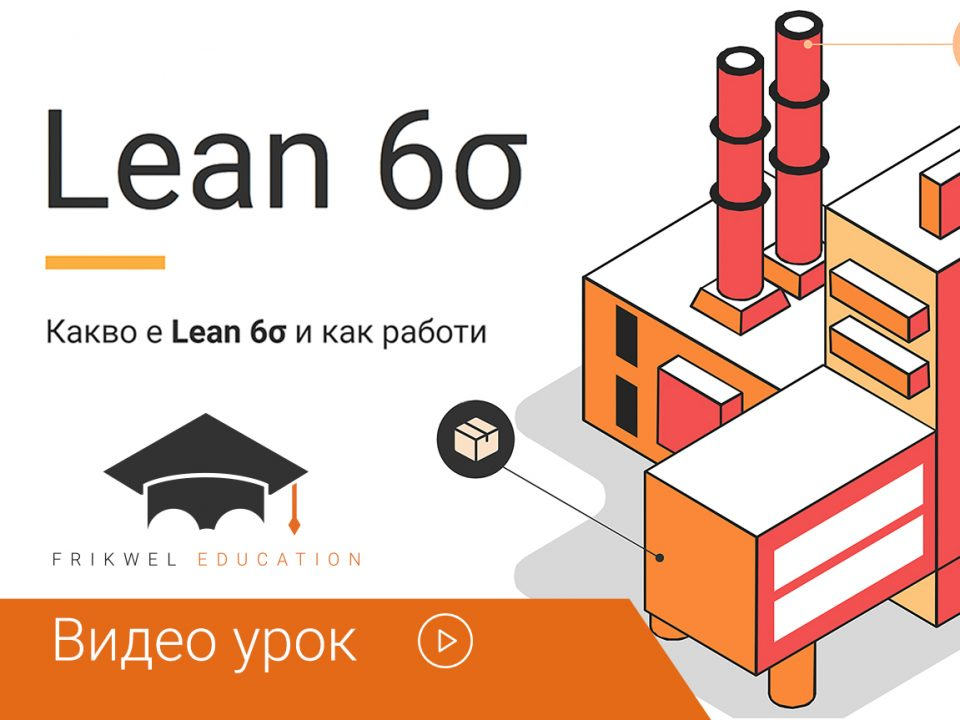 How does Lean production works- What is 6sigma - education video - video-tutorial